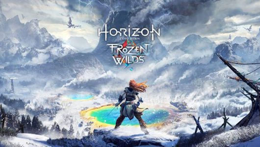 Horizon Zero Dawn: un nuovo trailer per Frozen Wilds dalla PGW 2017