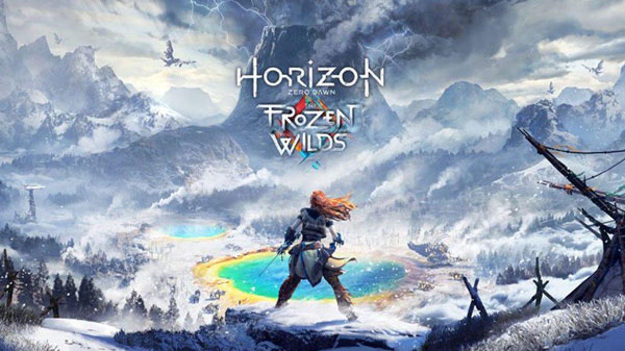 Horizon Zero Dawn, l'espansione The Frozen Wild ha una data d'uscita