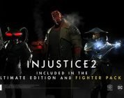 Injustice 2: il Fighter Pack 2 aggiungerà Black Manta, Hellboy e Raiden