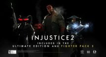 Injustice 2: il Fighter Pack 2 aggiungerà Black Manta, Hellboy e Raiden