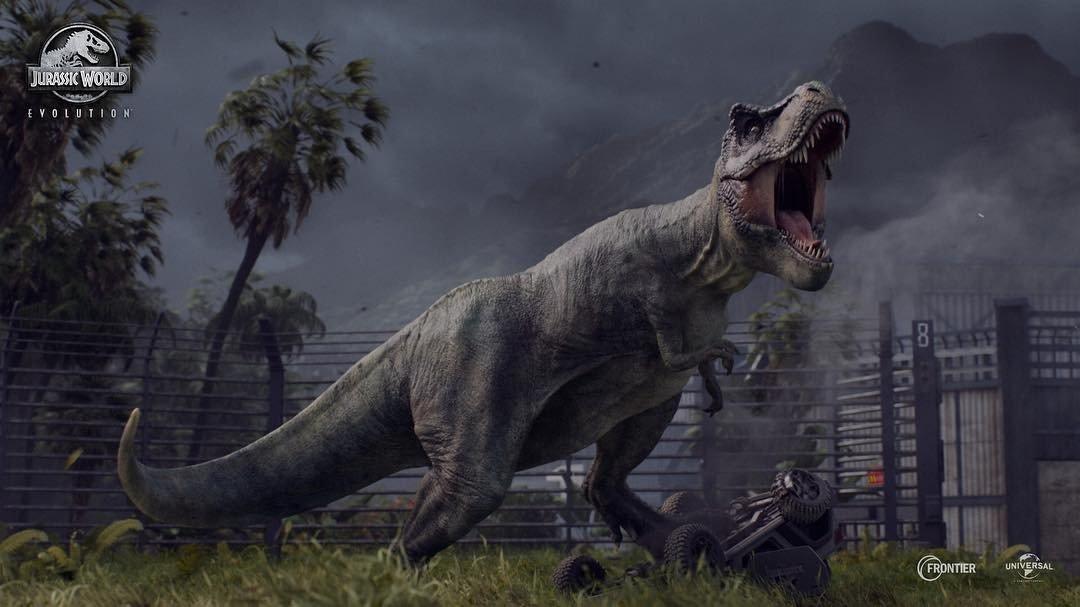 Jurassic World Evolution vendite