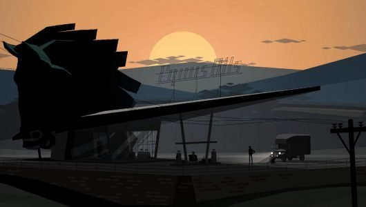 Kentucky Route Zero ps4 switch xbox one