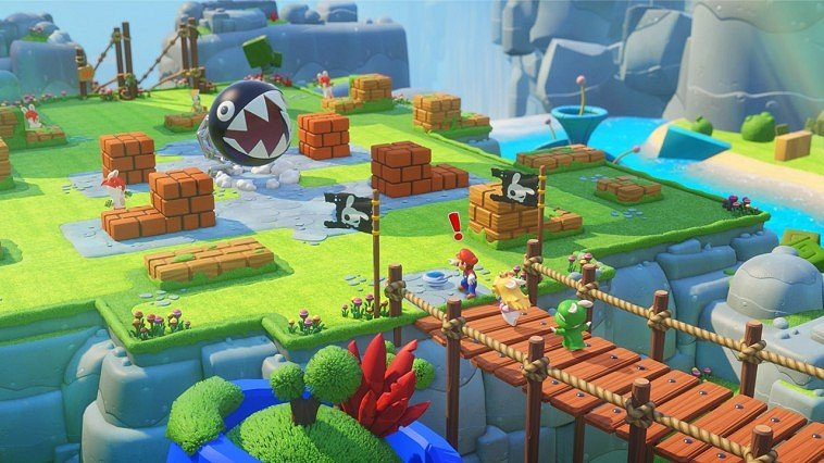 Mario + Rabbids Kingdom Battle immagine Switch 10
