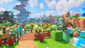 Mario + Rabbids Kingdom Battle immagine Switch 13