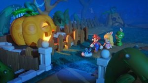 Mario + Rabbids Kingdom Battle immagine Switch 14
