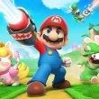 Mario Rabbids Kingdom Battle cattura video