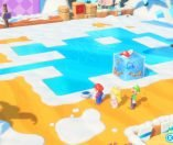 Mario + Rabbids Kingdom Battle Hub piccola