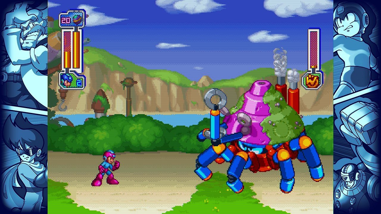 Mega Man Legacy Collection 2 immagine PC PS4 Xbox One 01