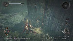 Nioh Onore Sprezzante immagine PS4 05