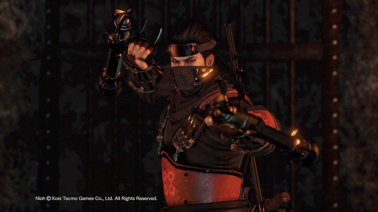 Nioh Onore Sprezzante immagine PS4 07