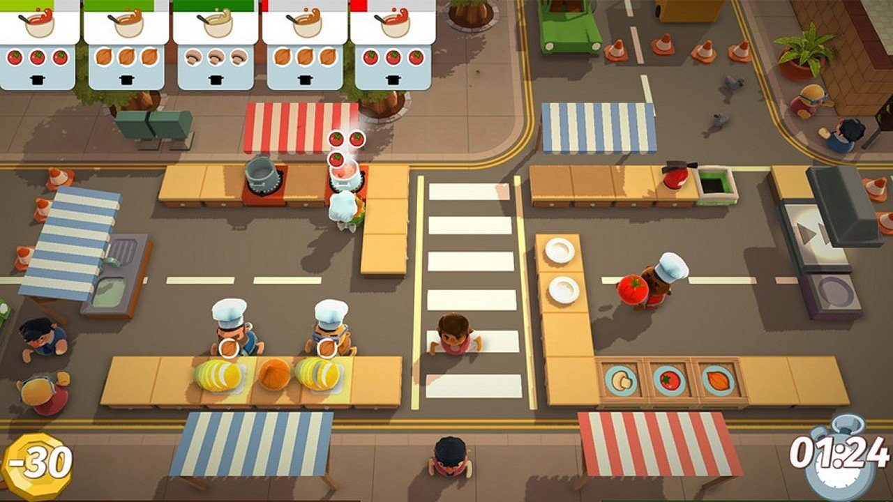 Overcooked Special Edition immagine Switch 04