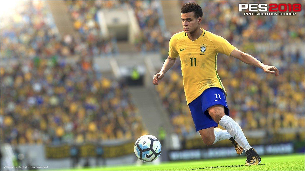 PES 2018: Coutinho sulla cover brasiliana, accordo CR Vasco da Gama