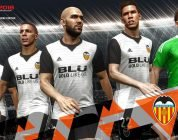 PES 2018: Konami stringe una partnership con il Valencia CF