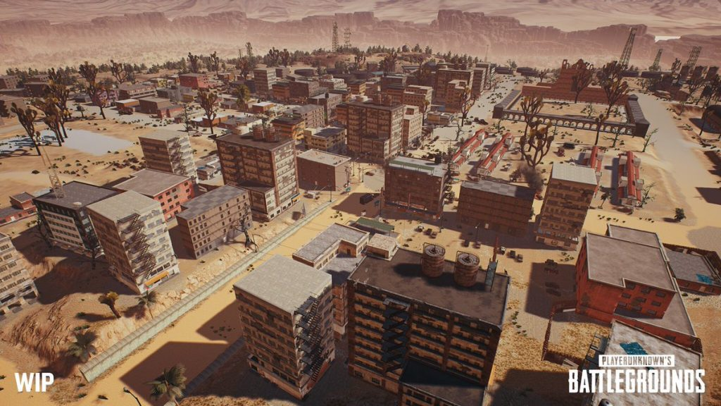 Playerunknown's Battlegrounds miramar