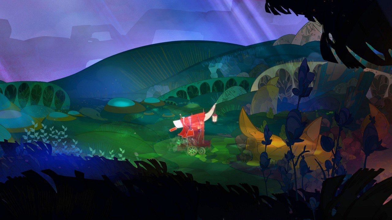 Pyre Recensione PC PS4   The Games Machine