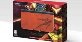 "Nintendo annuncia il New 3DS XL ""Samus Edition"""