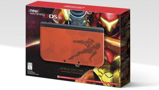 "Nintendo annuncia il New 3DS XL ""Samus Edition"""