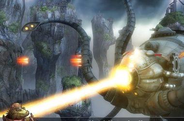 Sine Mora EX immagine PC PS4 Xbox One Switch 01