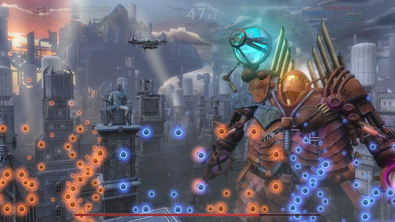 Sine Mora EX immagine PC PS4 Xbox One Switch 11