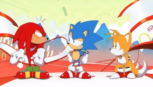Sonic the Hedgehog ha venduto come serie 800 milioni di dollari