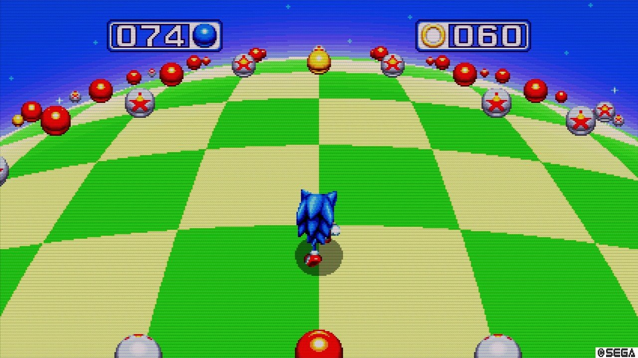 Sonic Mania immagine PC PS4 Xbox One 25