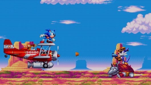 Sonic Mania pc sega steam denuvo