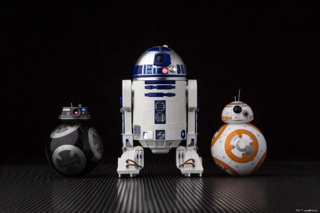 Sphero star wars droidi