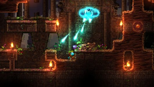 Steamworld dig 2 data uscita switch