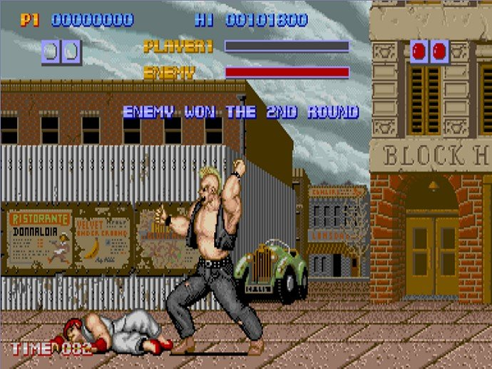 Street Fighter immagine Speciale Birdie