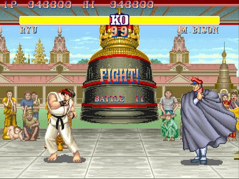 Street Fighter immagine Speciale Mantle