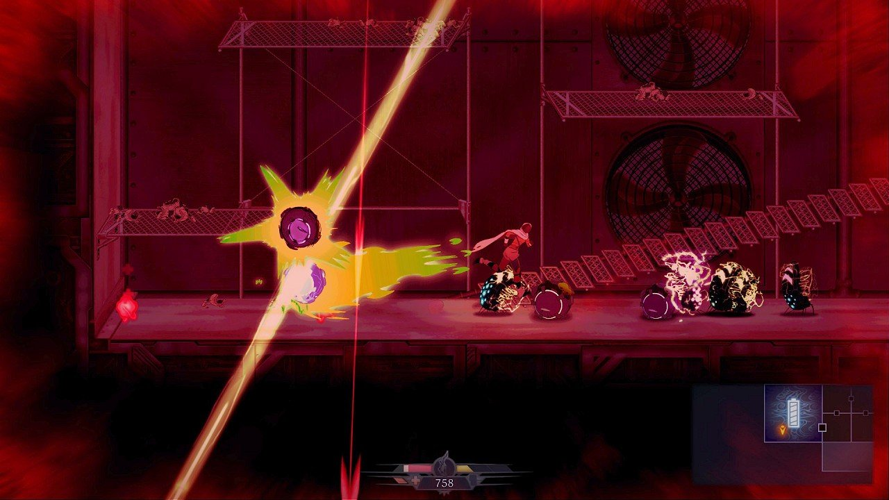 Sundered immagine PC PS4 13
