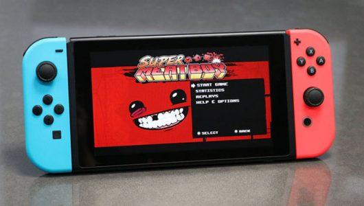 Super Meat Boy farà capolino anche su Switch