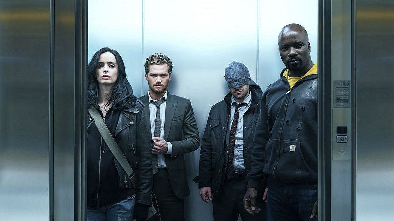 The Defenders immagine Netflix 02