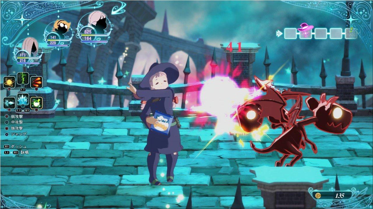 BANDAI NAMCO Entertainment Europe ha annunciato che Little Witch Academia: Chamber of Time offrirà una modalità Multiplayer per tutti i giocatori. Dall'uscita del gioco il 15 maggio i giocatori potranno unire le forze o competere in questa modalità.  Le online feature saranno aggiunte tramite una Day One Patch che darà accesso al Multiplayer.     I giocatori potranno divertirsi con la nuova modalità co-op sia online che offline. Tutti i dungeon saranno giocabili con il co-op offline, mentre la co-op online sarà disponibile nell'Infinite Dungeon dove i protagonisti dovranno aiutarsi per procedere nelle profondità del dungeon.  Sarà anche possibile creare e ospitare una stanza per reclutare i partecipanti o semplicemente entrare in una stanza creata da un altro giocatore. La cooperazione sarà fondamentale per il successo in questa nuova modalità.  Nel caso i giocatori fossero stanchi di andare in giro per i dungeon, possono fare un break con le battaglie PvP: scopriranno battaglie in 3 match e dovranno scegliere una differente modalità per ogni scontro. Le 5 diverso modalità tra cui scegliere sono:      Il team che distrugge più ostacoli entro il tempo limite vince     Il team che sconfigge più nemici entro il tempo limite vince     Il team con il punteggio più alto entro il tempo limite vince     Il team che infligge più danni ai nemici/avversari entro il tempo limite vince     Il primo team che colleziona più loot entro il tempo limite vince