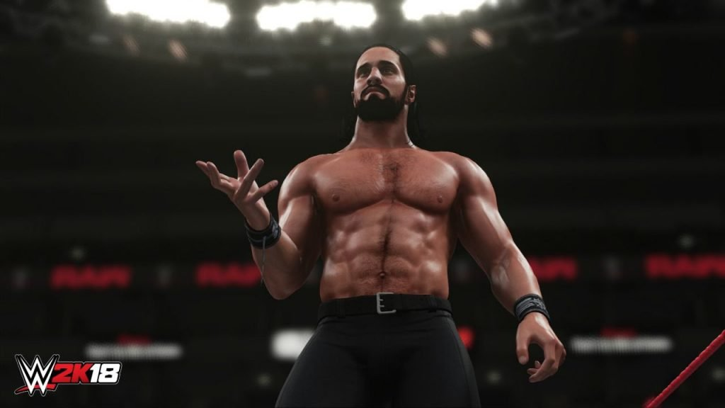 wwe 2k18 roster