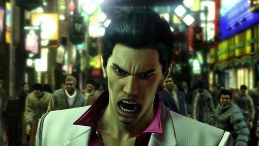 Yakuza switch