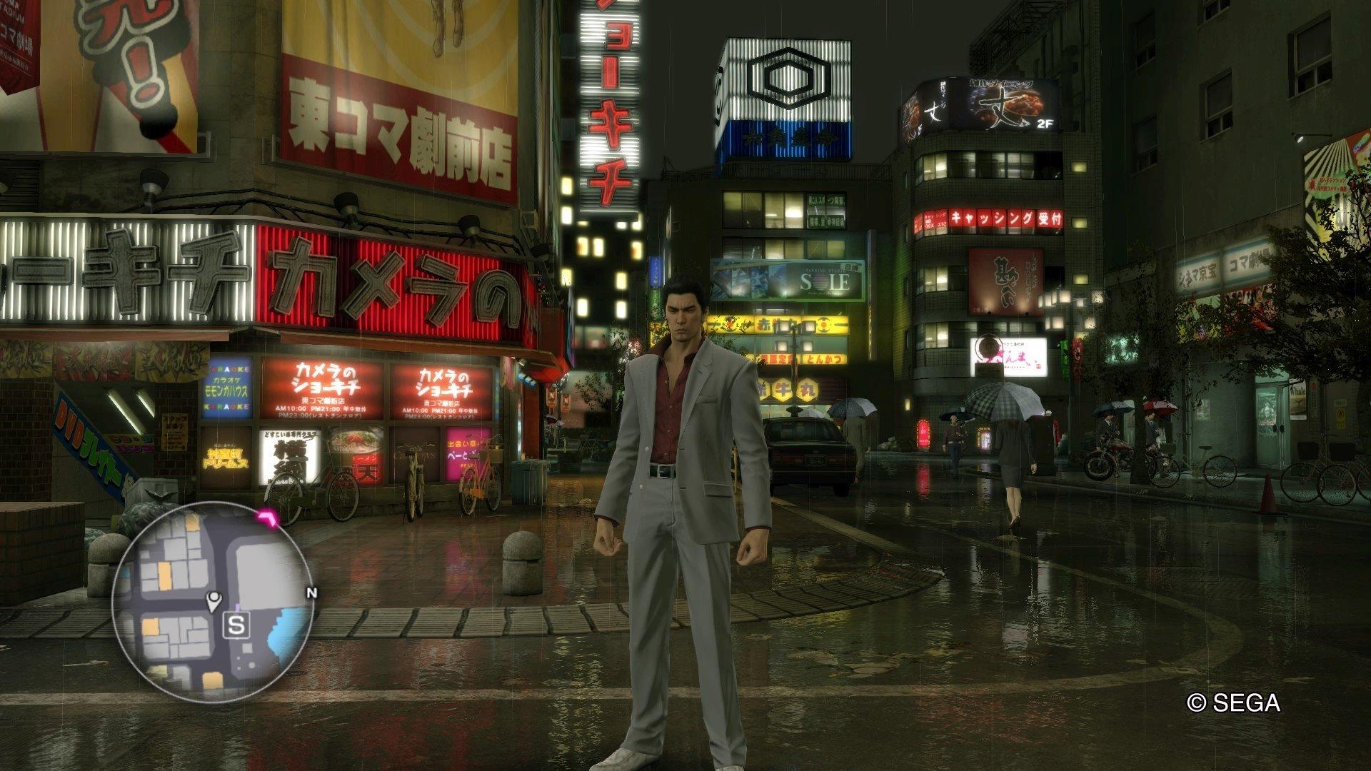 Yakuza Kiwami recensione ps4