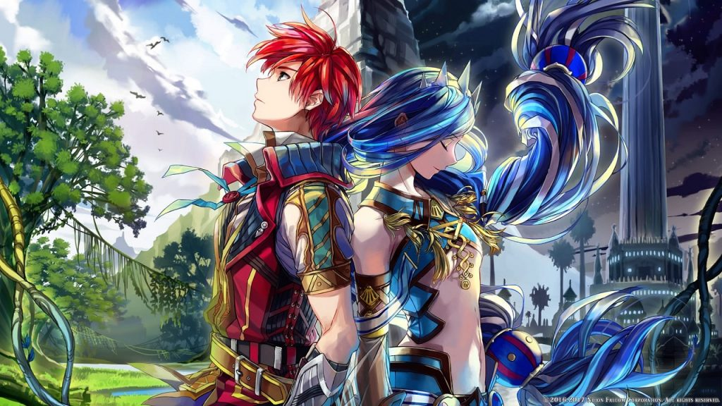 Ys VIII switch data uscita