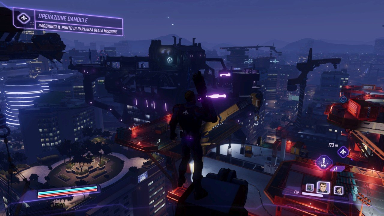 agents of mayhem recensione ps4 xbox one pc