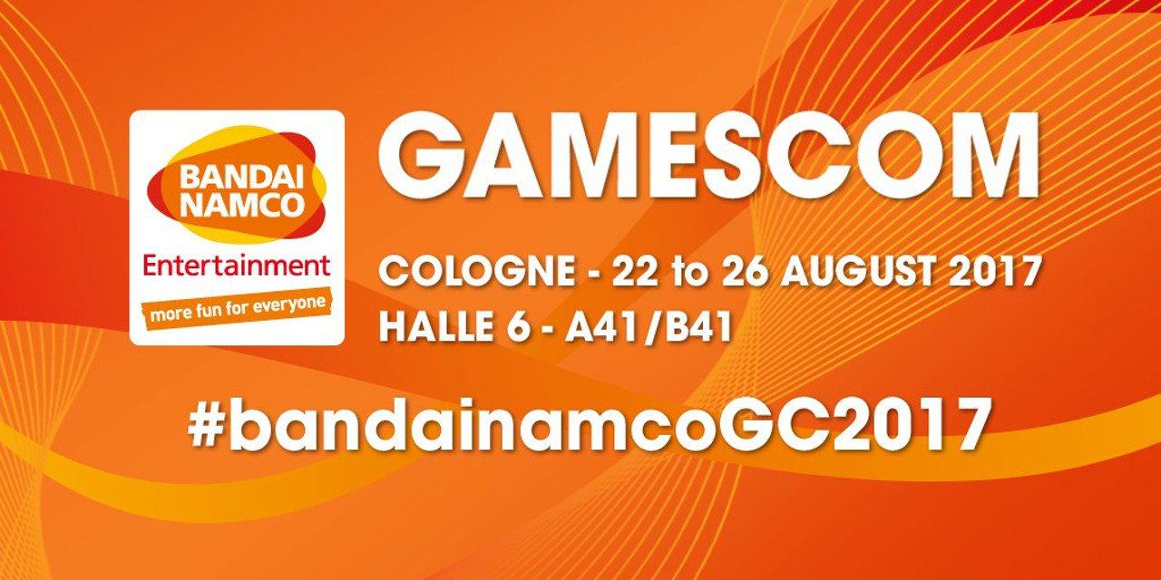 Bandai Namco annuncia la sua lineup per la Gamescom 2017