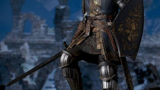 Dark Souls: Knight of Astora e la Crystal Lizard diventano due statuette