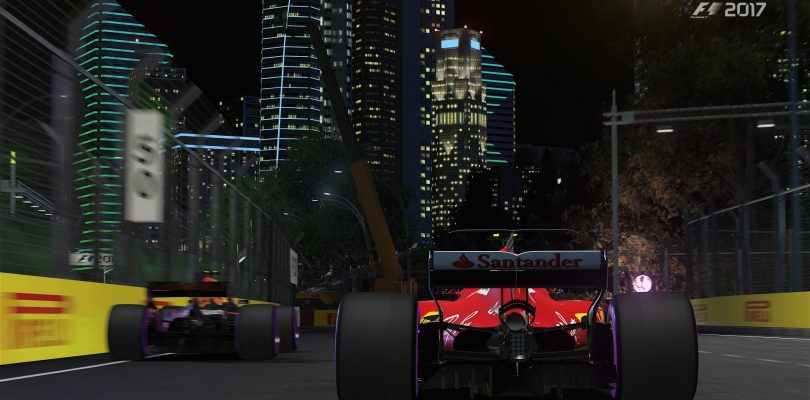 f1 2017 recensione pc ps4 xbox one