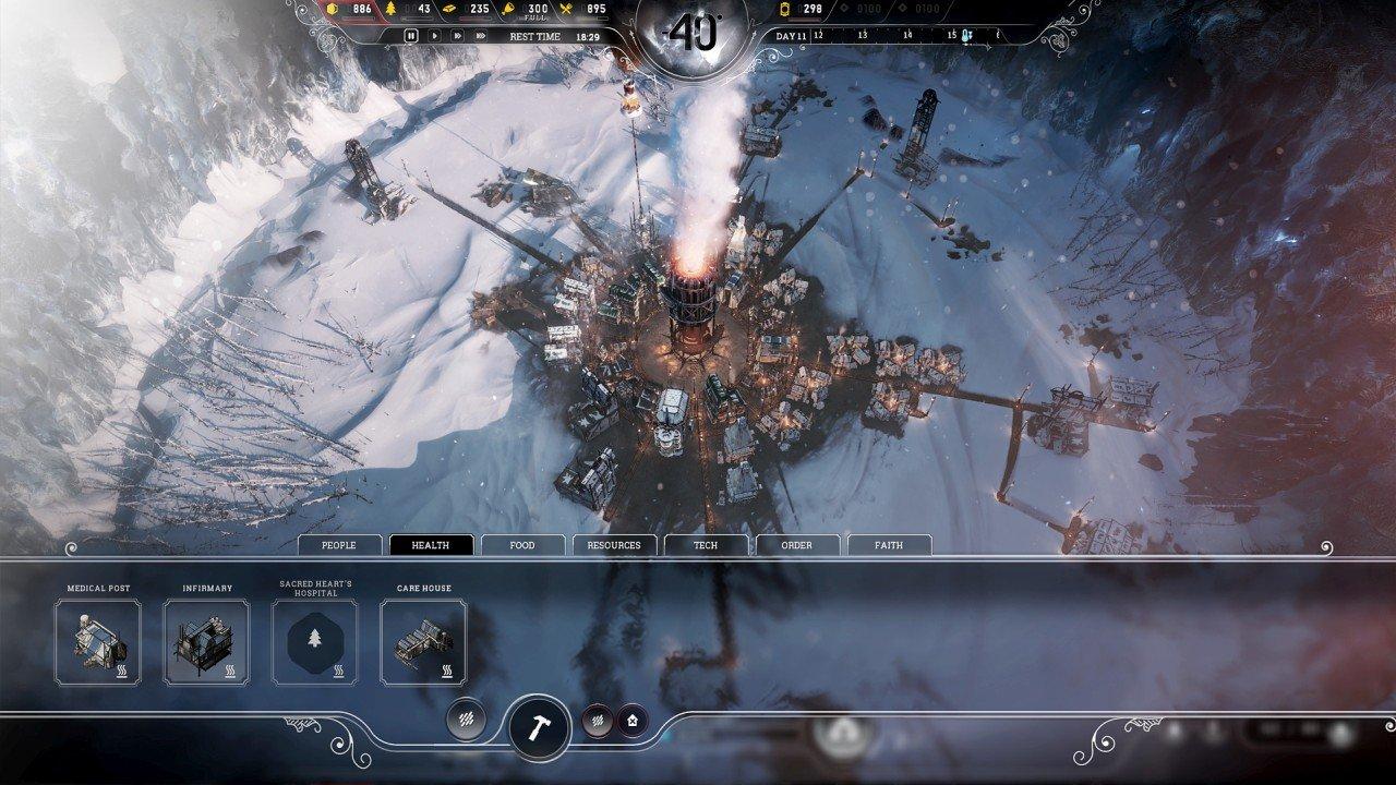 frostpunk gamescom immagine