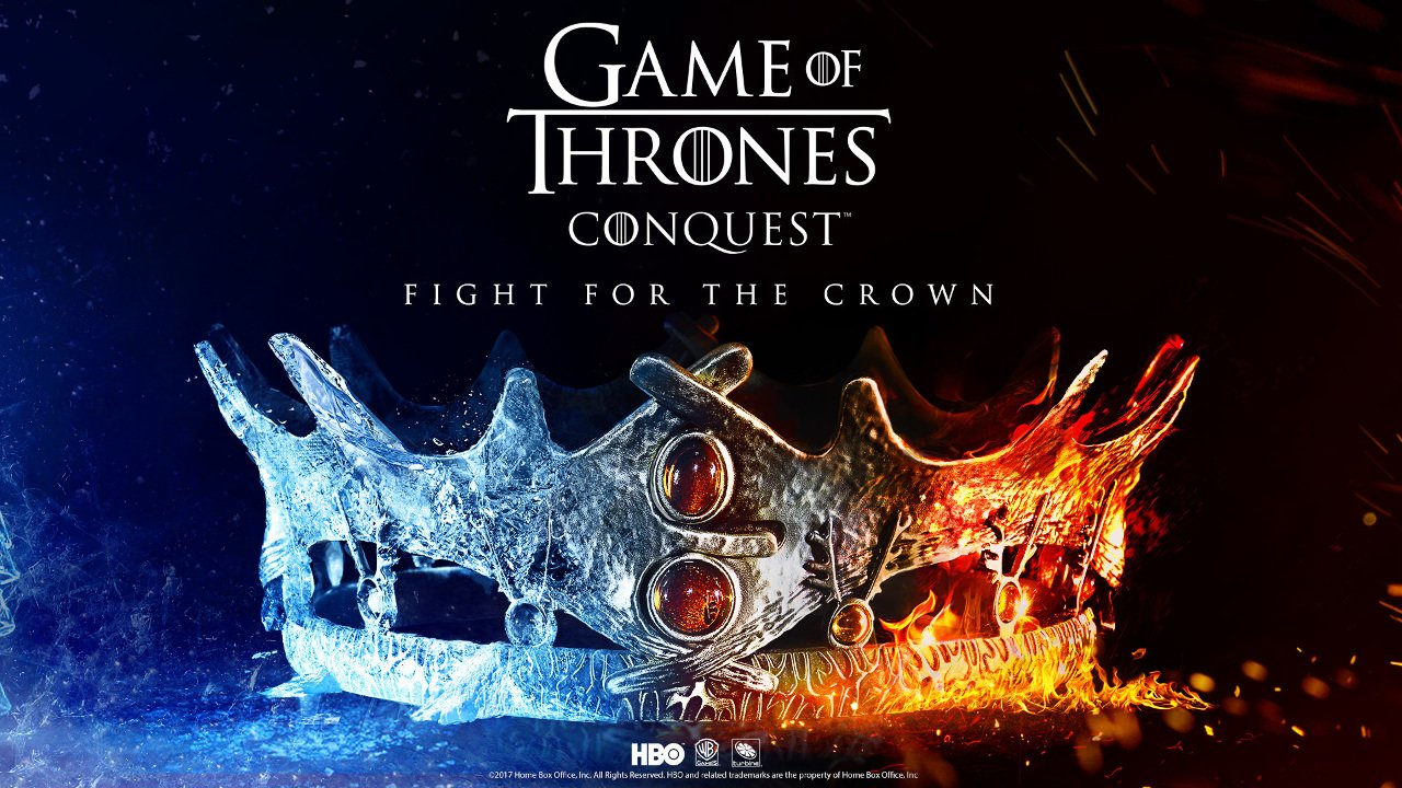 Game of Thrones Conquest annunciato per iOS e Android