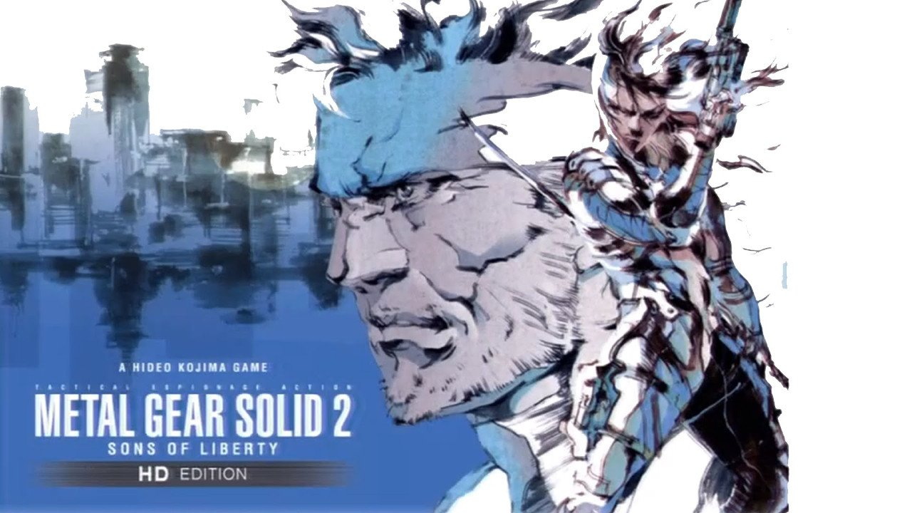 Metal Gear Solid 2 HD Edition arriva oggi su NVIDIA SHIELD TV