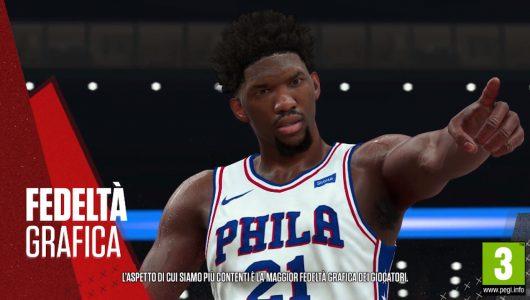"""NBA 2K18: il nuovo """"Art Trailer"""" ci mostra i lavori dietro il comparto tecnico"""