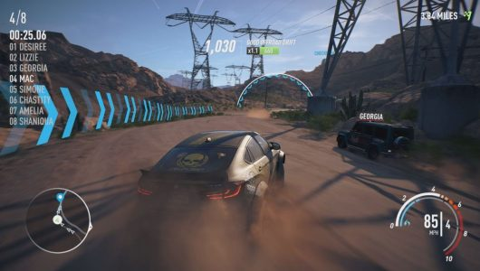 Need for Speed Payback: nuovo gameplay, svelate le specifiche tecniche