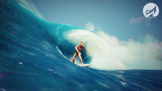 Surf World Series ha una data d'uscita, demo disponibile da oggi