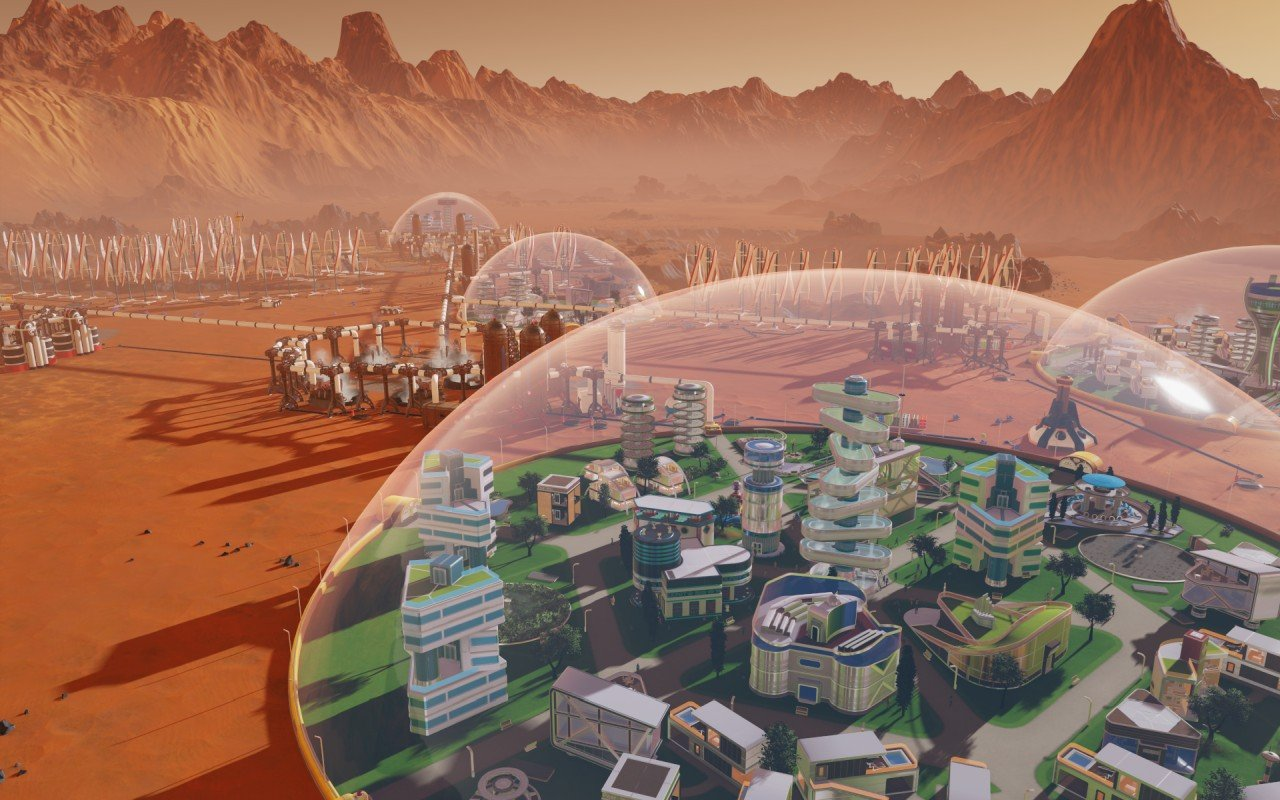 surviving mars gamescom anteprima pc