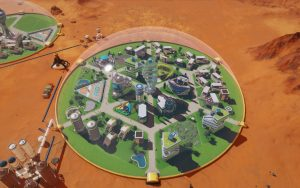 surviving mars trailer